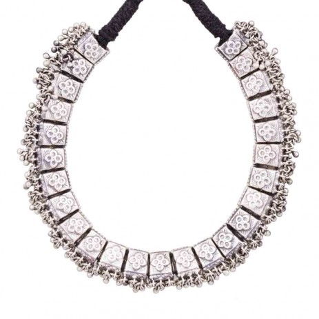 KUMAONI SANDHYA CHOKER NECKLACE