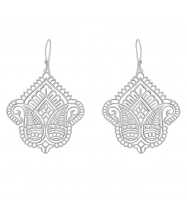 FILIGREE PAISLEY EARRINGS